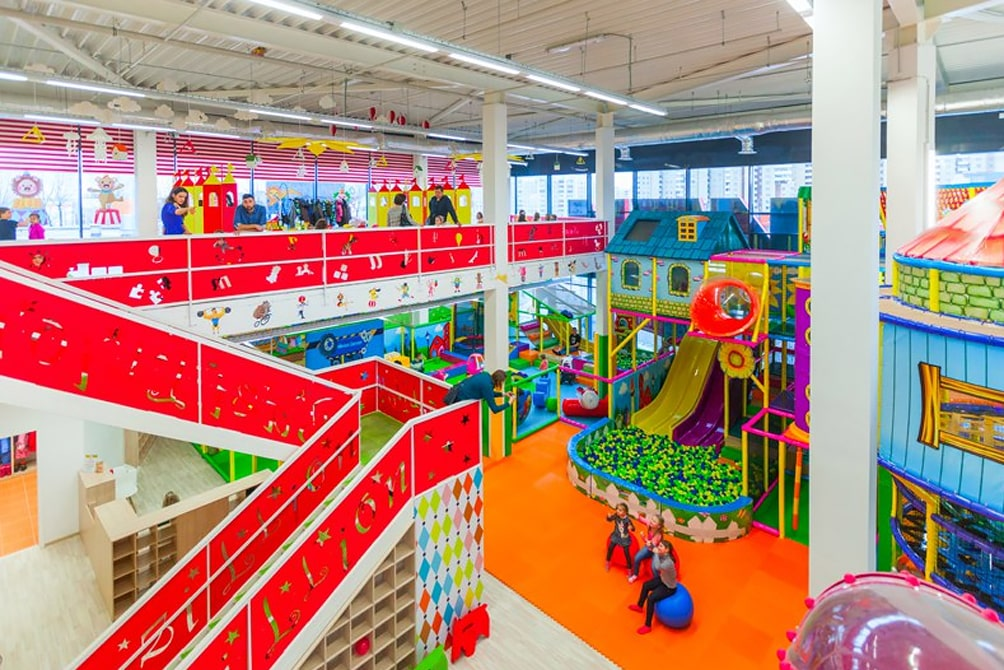 детские игровые автоматы развлекательные центры