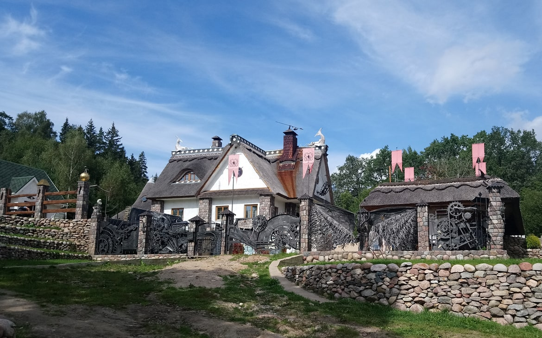 Уикэнд в Гродненской области: Литовка, Новогрудок, Лида