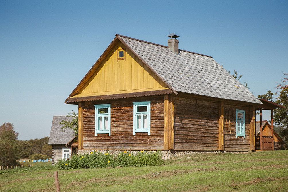 этого домик в деревне недорого с фото прежде чем подойти