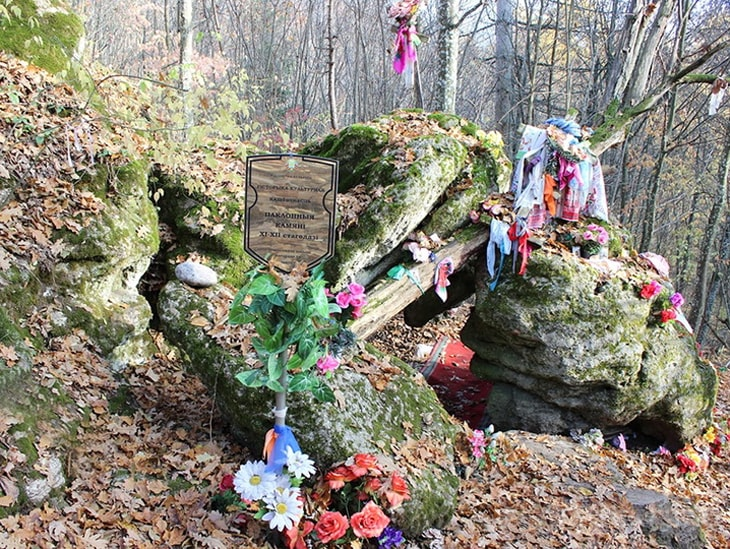 Понклонные камни в д. Горка